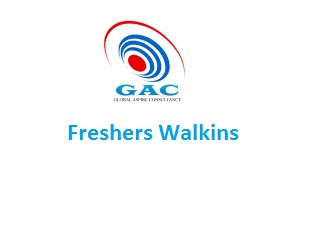 Global Aspire Consultancy Walkin for Freshers