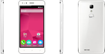 Micromax Bolt Selfie Q424 with 5MP front facing camera launched at Rs 4,999