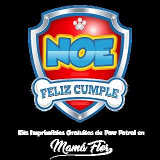 Logo de Paw Patrol: Noé