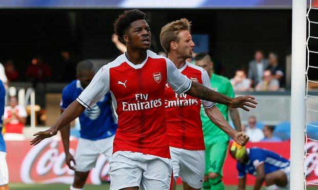Arsenal vence as estrelas da MLS
