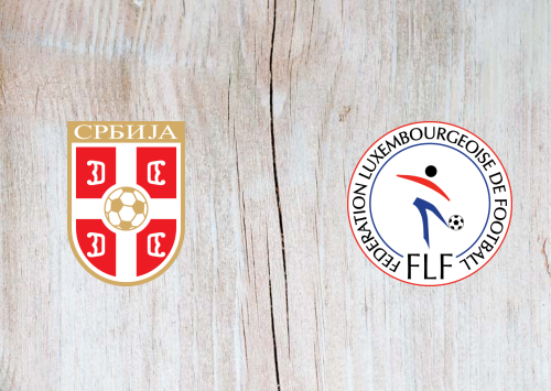 Serbia vs Luxembourg -Highlights 14 November 2019