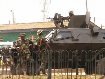 FG Deploys More Troops in Adamawa as Boko Haram Seizes Two Borno Villages