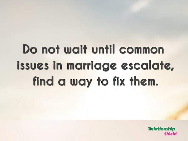 16 Major but Common Marriage Problems and their Solutions