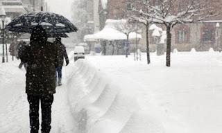 Έρχεται νέα ψυχρή εισβολή από τις 2 Ιανουαρίου