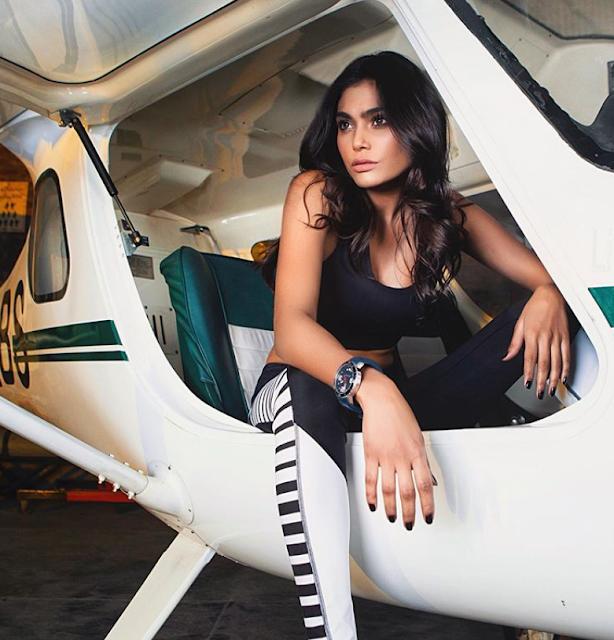 Beautiful Pakistani female supermodel Zara Abid was aboard the PIA flight that crashed in Karachi