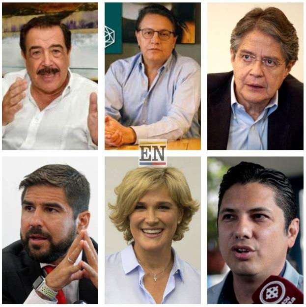 Encuesta presidencial ecuador 2021