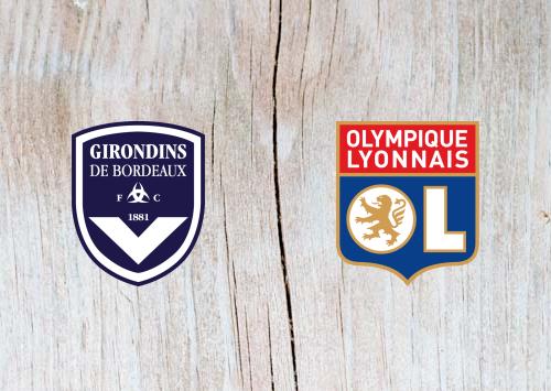 Bordeaux vs Lyon - Highlights 26 April 2019