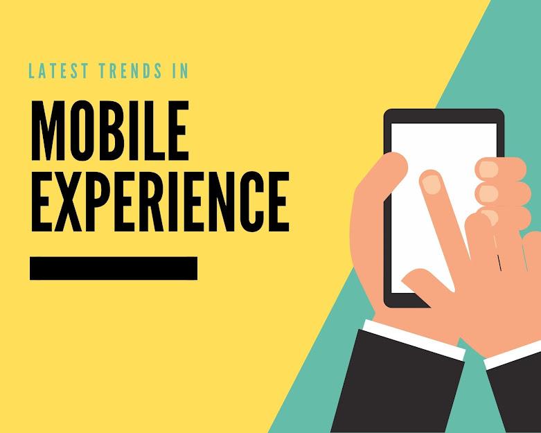 trải nghiệm mobile