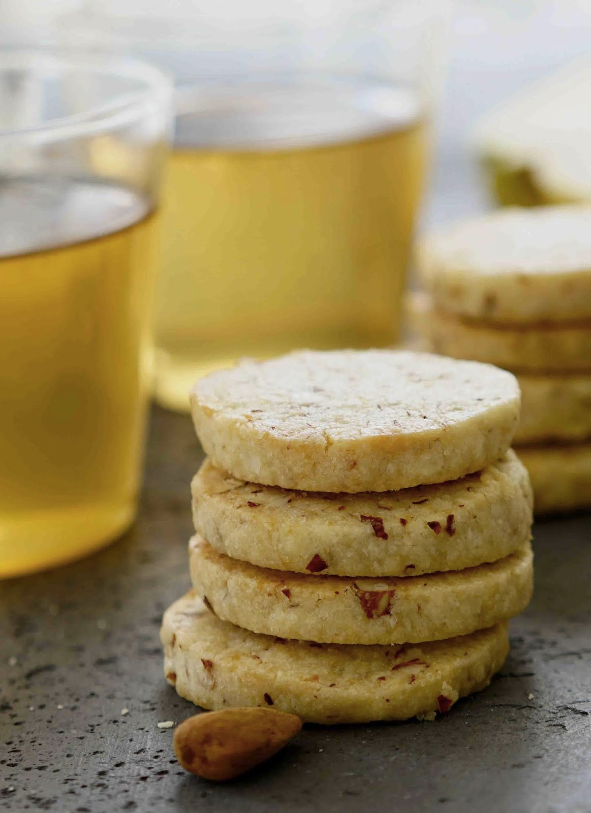 biscuits aux agrumes