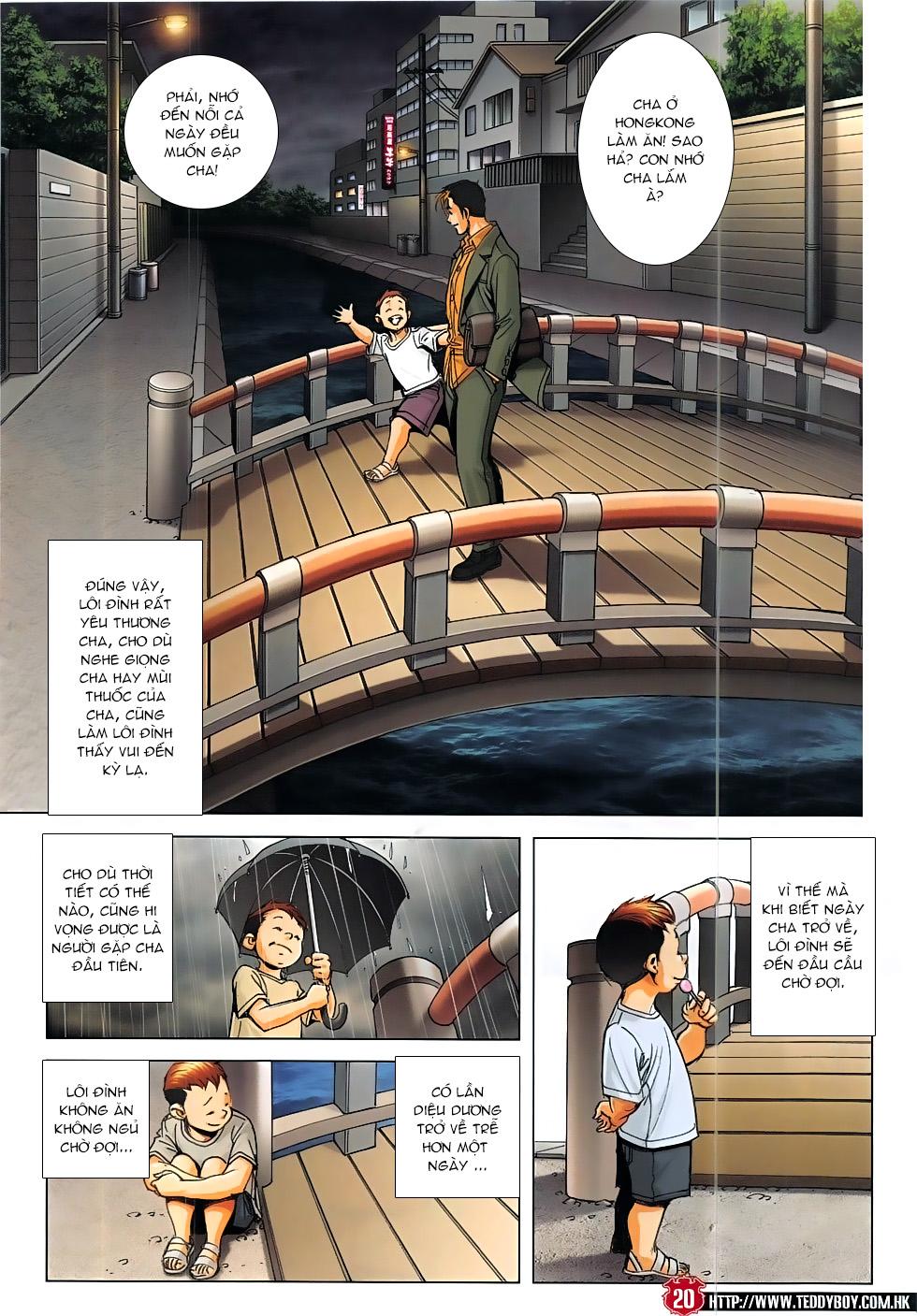 Người Trong Giang Hồ chapter 1864: cha tôi diệu dương trang 19