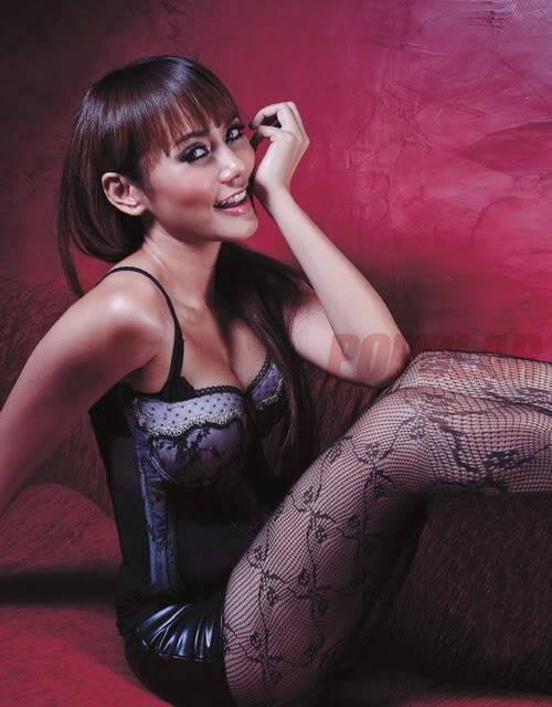 Anita Hara - Model Majalah Popular Terseksi