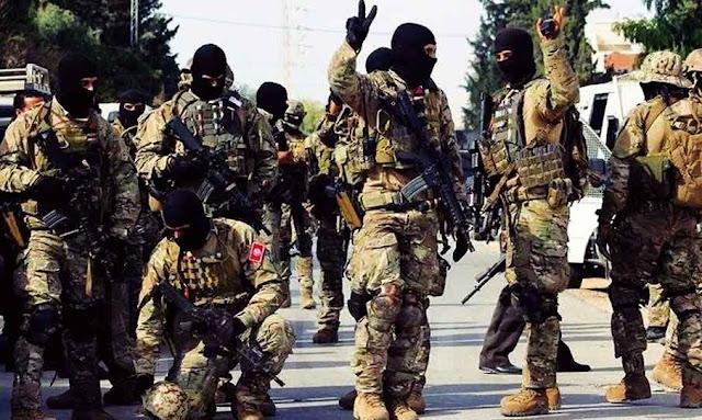 Tunisie : Cinq terroristes éliminés à Kasserine
