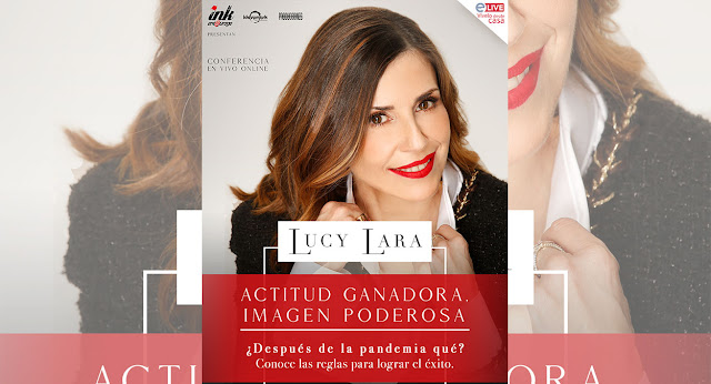 La experta en moda, Lucy Lara, compartirá toda su experiencia en streaming