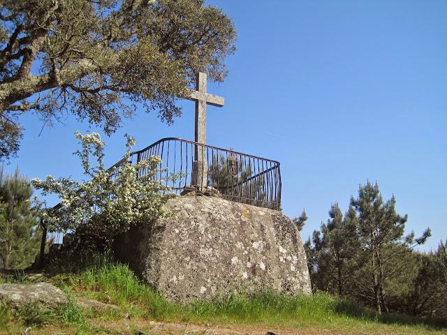 Mirador de A Pastora en Cambados