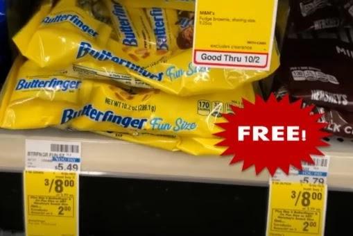 FREE Halloween Candy CVS Deals