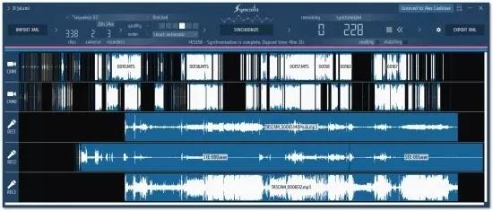 تحميل برنامج Syncaila 2.1.4 للمزامنة التلقائية الكاملة للقطات الصوت والفيديو