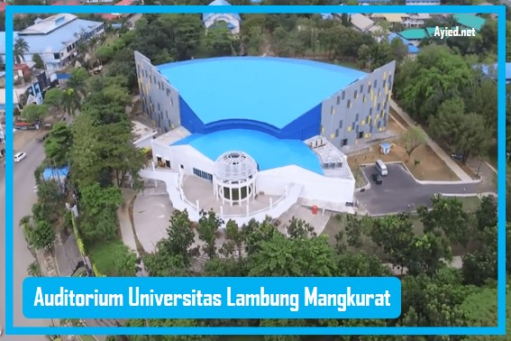 Auditorium Universitas Lambung Mangkurat