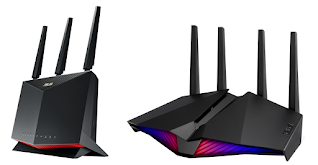 The Asus RT-AX86U Is a Wi-Fi 6 Router That Doesn't Sacrifice Looks for Power