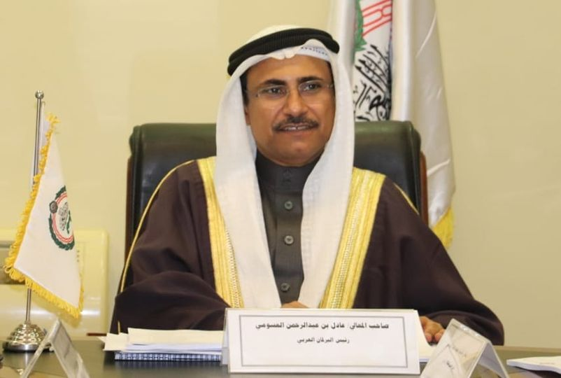 البرلمان العربي يتطلع أن يكون تشكيل الحكومة اليمنية الجديدة خطوة هامة لتسوية سياسية شاملة