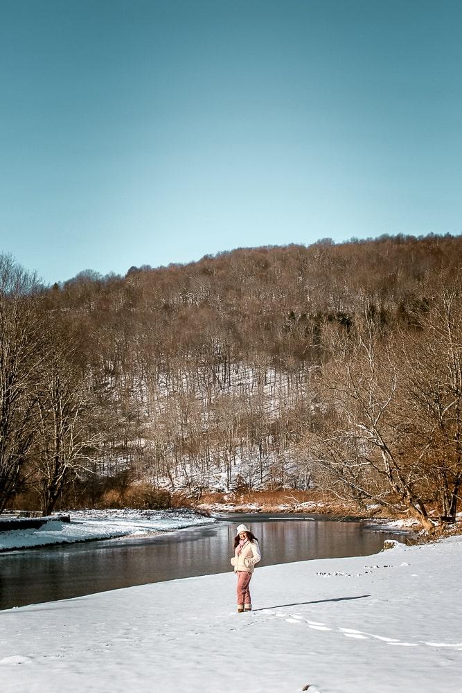 Willowemoc Creek, Antrim Streamside, Catskills New York