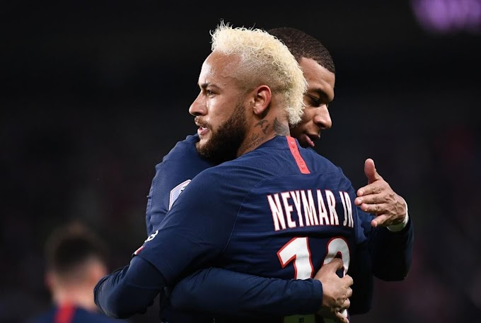 PSG 3-3 Monaco: In-form Neymar & Ben Yedder go head to head in 6-goal thriller