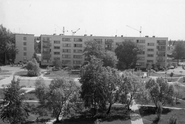 1979 год. Рига. Пурвциемс (фото из архива: Виктор Поваляев)