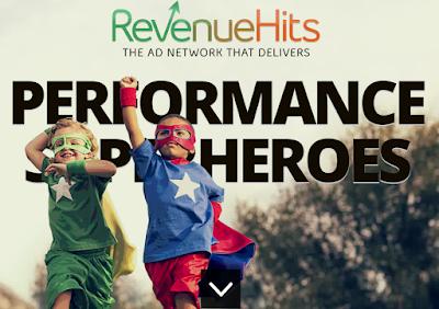 Cara Daftar dan Mendapatkan Uang di RevenueHits
