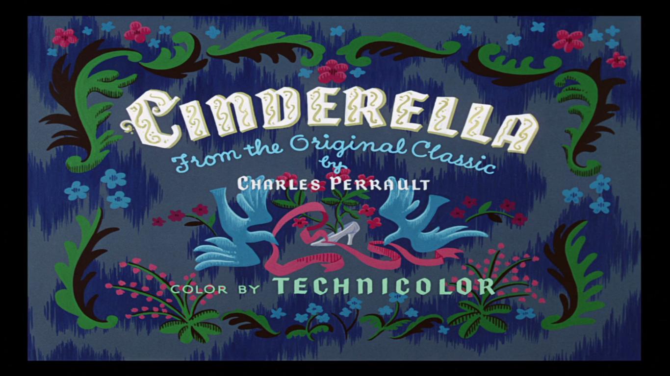 Joe Talks About Stuff 12 Cinderella 1950
