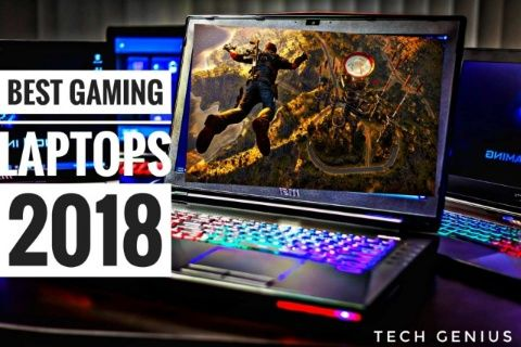 Top 5 best gaming laptops in 2018