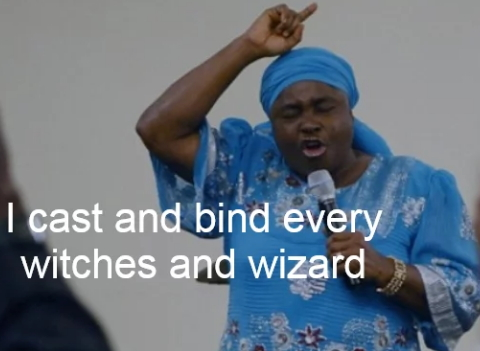 nigerian lady begs witches wizards nigeria