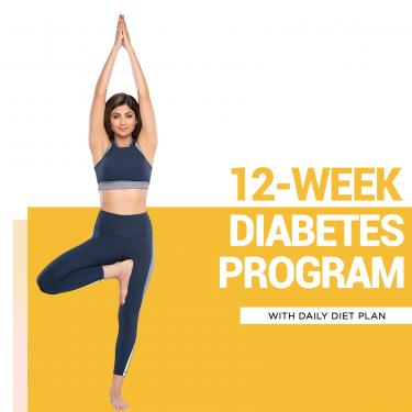 12-week yoga for diabetics