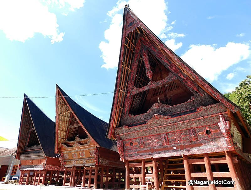 Rumah Adat Bolon Dari Sumatera Utara Masharist Com