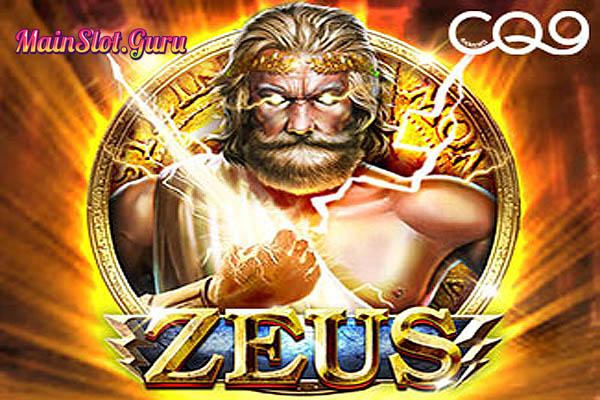 Main Gratis Slot Demo Zeus CQ9 Gaming