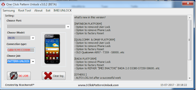 Download One Click Pattern Unlock v3.0.2 Crack version