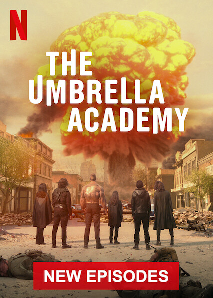 The Umbrella Academy (2020) Temporada 2 NF WEB-DL 1080p Latino