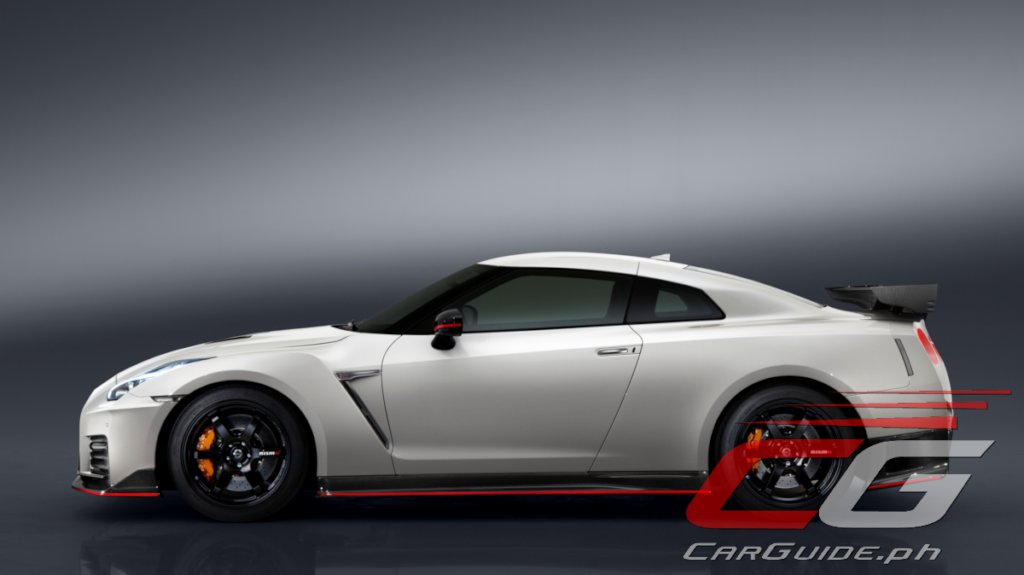 In Fact, Nissan Says That The GT R NISMO Produces The Most Downforce Of Any  Of Its Production Cars To ...