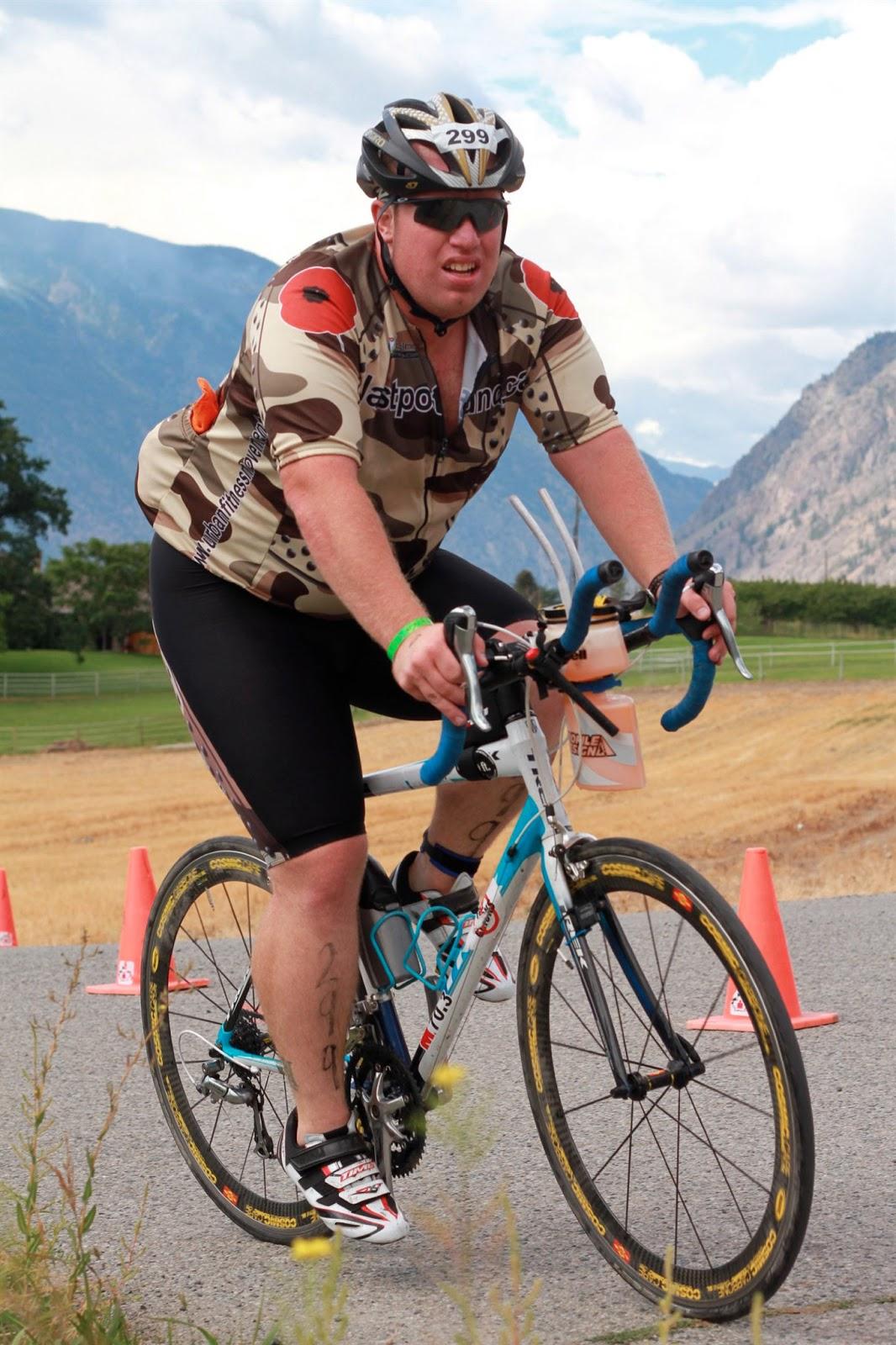 Trials Of A Big Triathlete July 2013