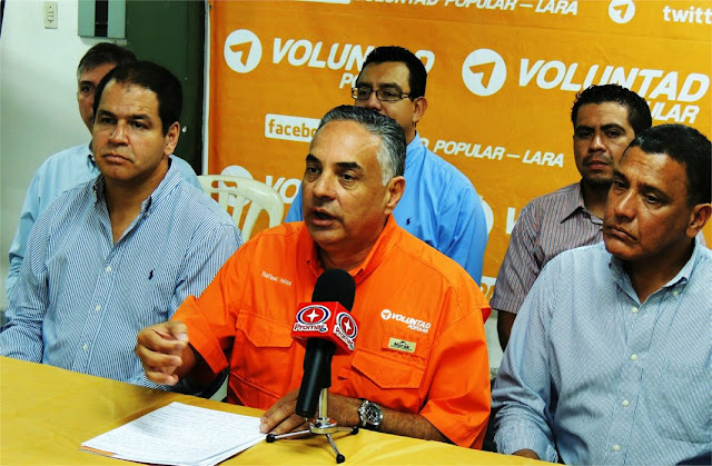 VENEZUELA: Rafael Veloz: Sector judicial está corrompido por el sistema político actual y la población está desprotegida.