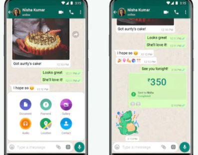 Whatsapp Pay Image