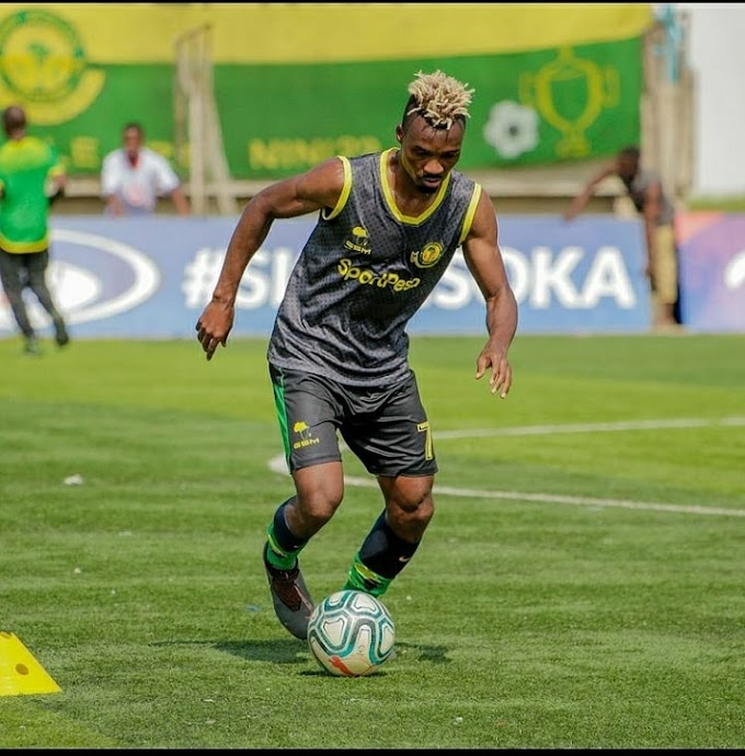 FT:YANGA 1-0 KEN GOLD