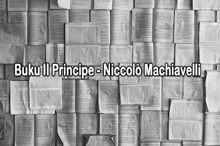 bukunya IL Principe