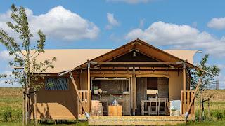Dreamer family glamping lodge - YALA luxury canvas lodges