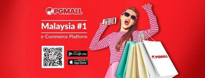 Shopping Online Di PG Mall Dengan E-Penjana