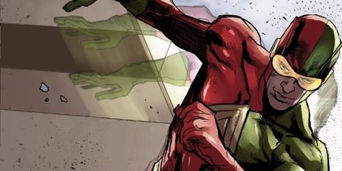 3dman Speedster Marvel Comics