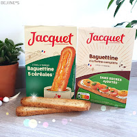 Blog Bejiines - Degusta box : Pain Jacquet