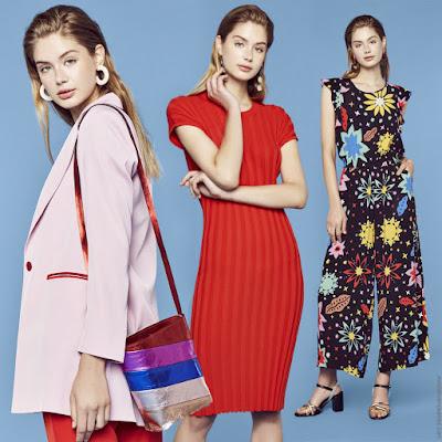 Moda verano 2020: Vestidos, fladas, pantalones y blusas moda primavera verano 2020. │Moda 2020.