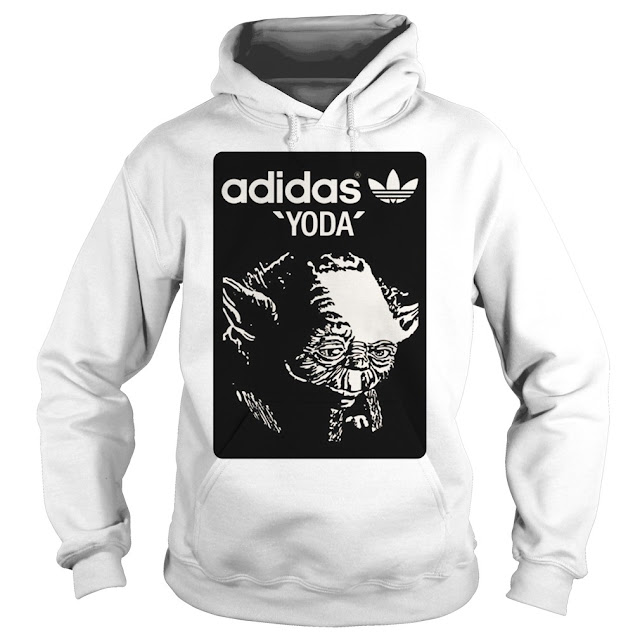 Adidas Yoda T Shirt Hoodie Sweatshirt Tank Top sweater. GET IT HERE