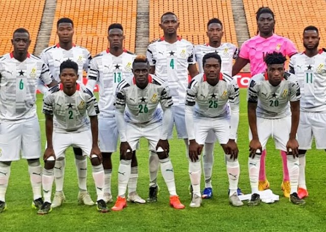 Ghana secures AFCON ticket with South Africa draw