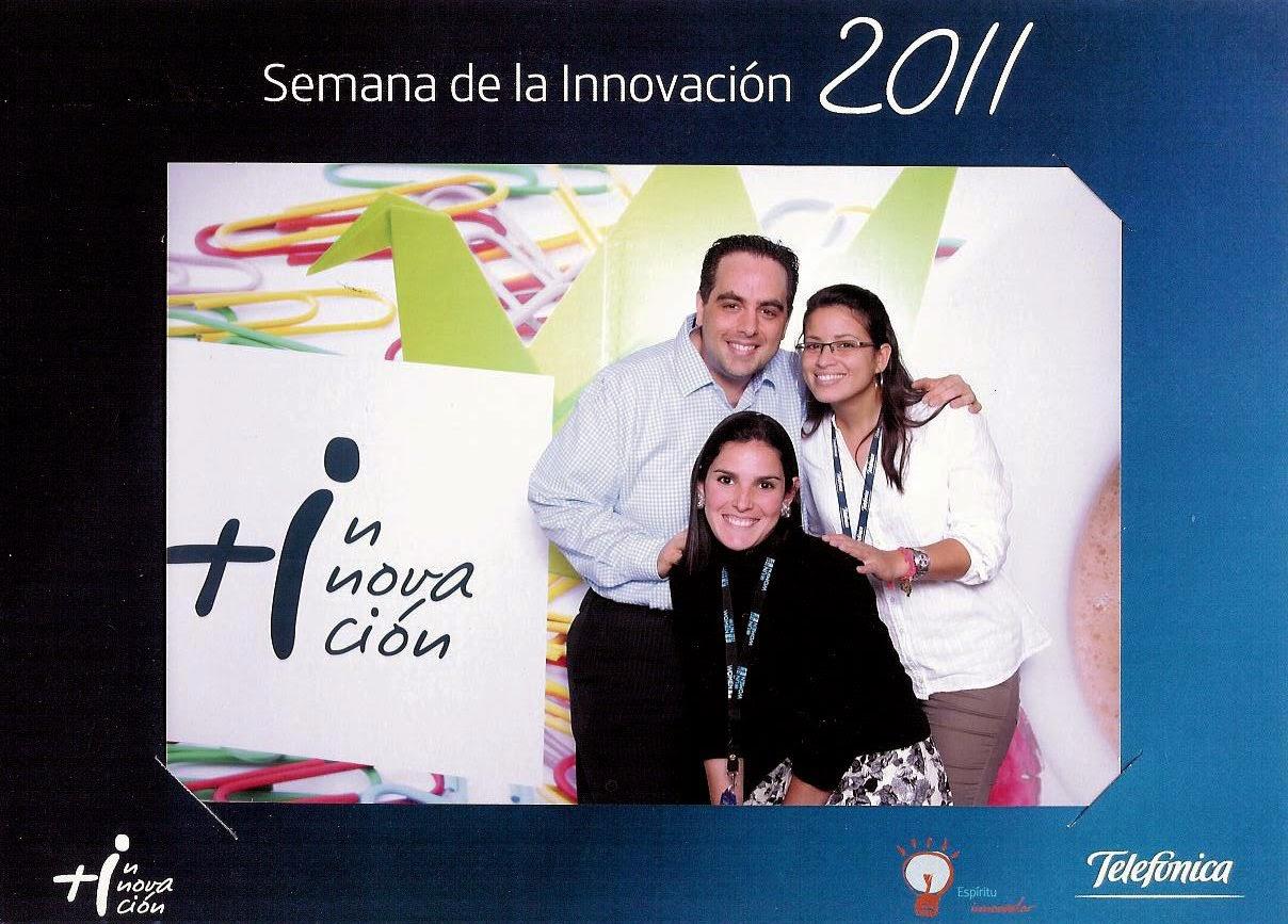 Movistar TV team