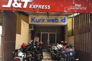 Alamat agen J&T Express di Jakarta Pusat